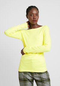 GAP - BOAT - Long sleeved top - fresh yellow - 0