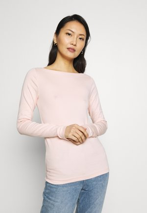 BOAT - Camiseta de manga larga - rose petal