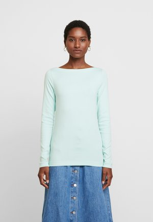 BOAT - Long sleeved top - crystal mint