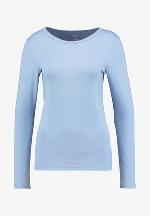 CREW - Long sleeved top - blue opal