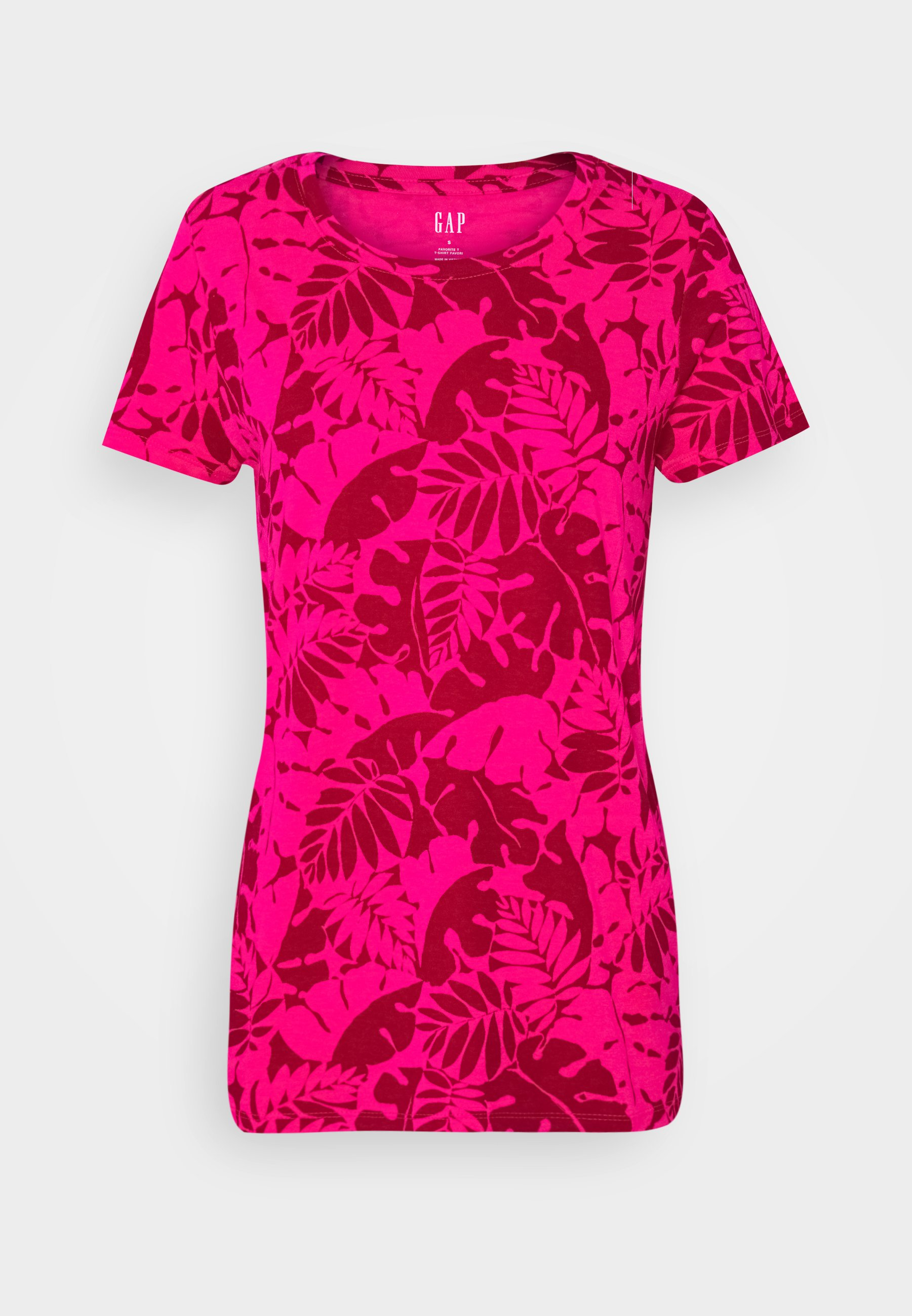 FAV CREW T Shirt print red