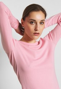 GAP - CREW - Long sleeved top - classic pink - 3