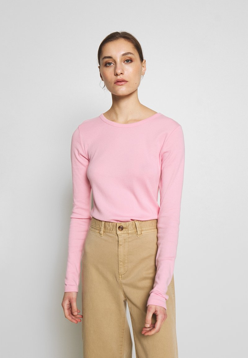 GAP - CREW - Long sleeved top - classic pink