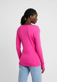 GAP - CREW - Long sleeved top - super pink - 2
