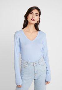 GAP - Long sleeved top - blue crystal - 0