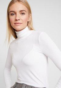 GAP - NECK - Long sleeved top - white - 3