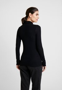 GAP - NECK - Longsleeve - true black - 2