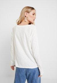 GAP - Long sleeved top - optic white - 2