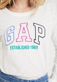GAP - Long sleeved top - optic white - 5