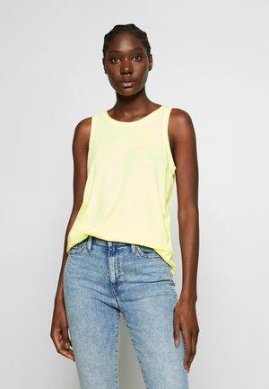 Débardeur - soft yellow