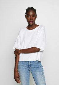 GAP - T-shirts - white - 0