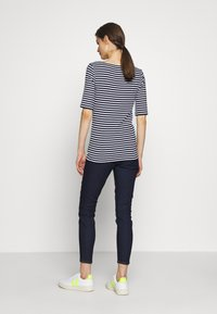 GAP - T-shirts med print - navy - 2