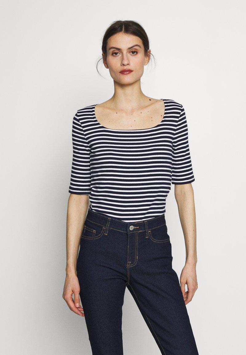 GAP - T-shirts med print - navy