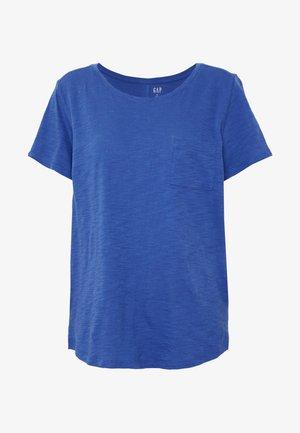 EASY SCOOP - Camiseta básica - chrome blue