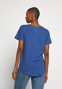 GAP - EASY SCOOP - Jednoduché triko - chrome blue - 2