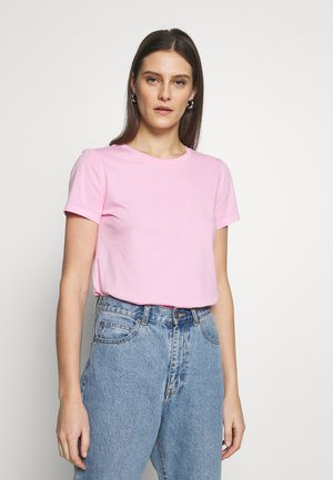 VINT CREW - T-shirt basic - happy pink