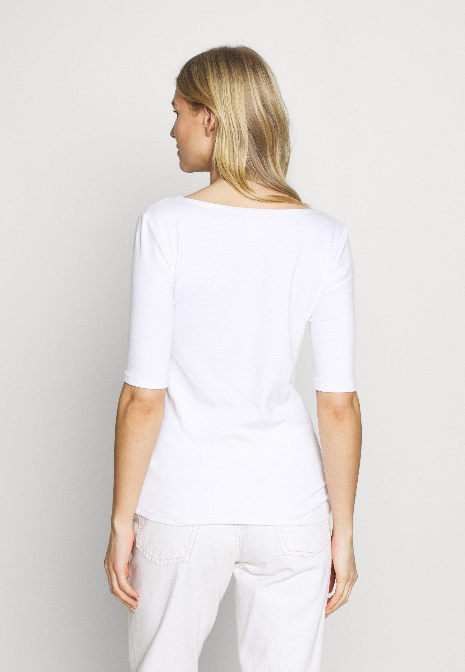 GAP T-shirts - optic white