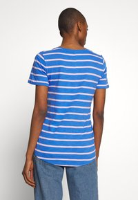 GAP - EASY SCOOP - T-shirt z nadrukiem - blue/pink - 2