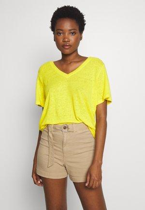 TEE - Camiseta básica - raft yellow