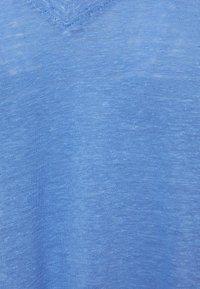 GAP - TEE - Basic T-shirt - moore blue - 2
