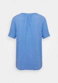 GAP - TEE - Basic T-shirt - moore blue - 1