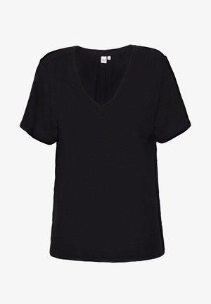 TEE - T-shirt basic - true black