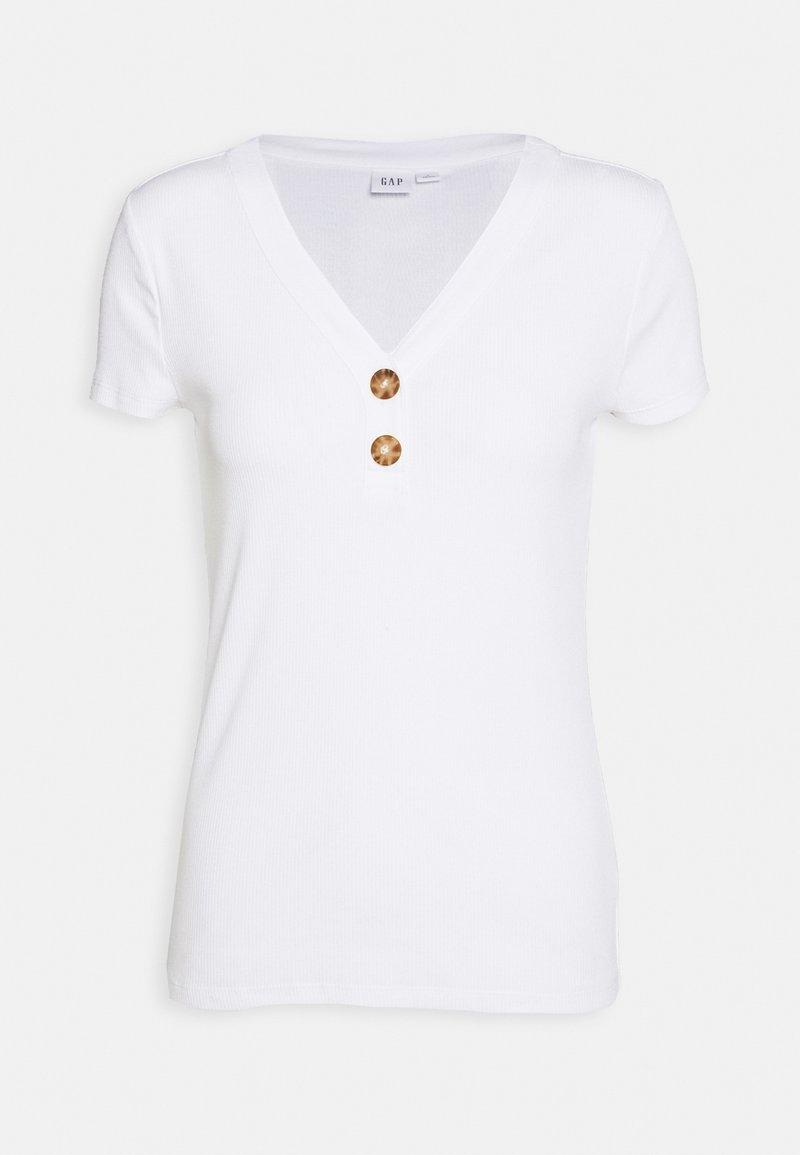 GAP - Basic T-shirt - white