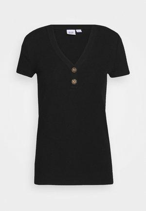 T-shirts - true black