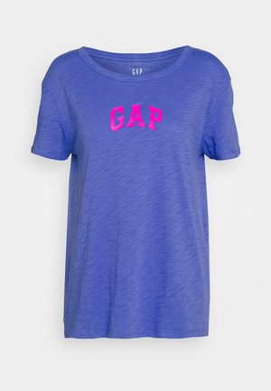 EASY TEE LOGO - T-shirts med print - belle blue