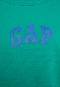 GAP - EASY TEE LOGO - T-shirt con stampa - dynasty green - 2