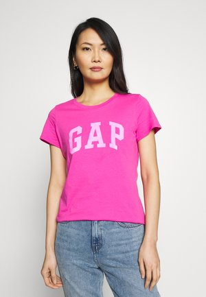 TEE - T-shirts med print - standout pink