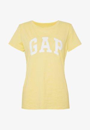 TEE FASH - Camiseta estampada - spring yellow