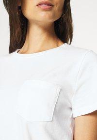 GAP - TEE - T-shirt basic - fresh white - 5