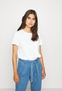 GAP - TEE - T-shirt basic - fresh white - 0