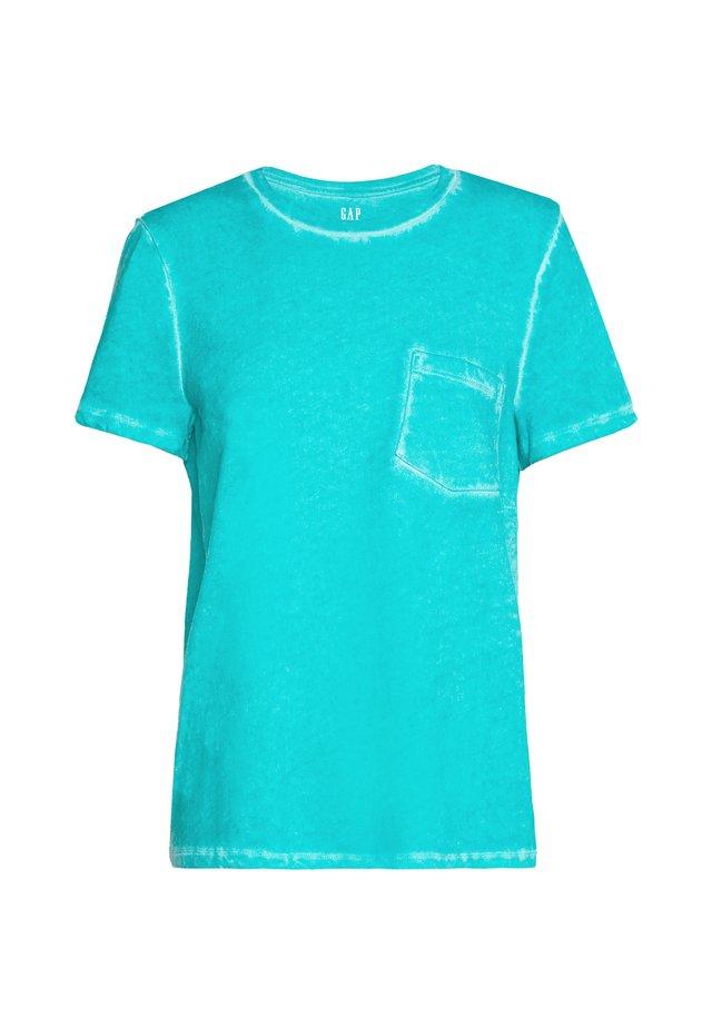 TEE - T-shirt basic - everjade