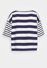 GAP - MARINER TEE - T-shirt z nadrukiem - dark blue - 0