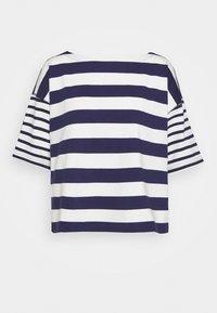 GAP - MARINER TEE - T-shirt z nadrukiem - dark blue - 1
