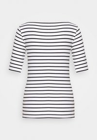 GAP - T-shirt con stampa - black/white - 1