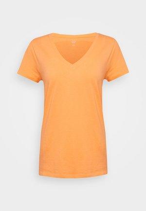 FAV - T-shirt basic - icy orange