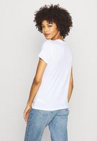 GAP - FRANCHISE TEE 2 PACK - T-shirts med print - navy - 2