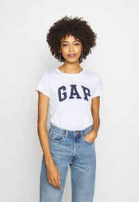 GAP - FRANCHISE TEE 2 PACK - T-shirts med print - navy - 1