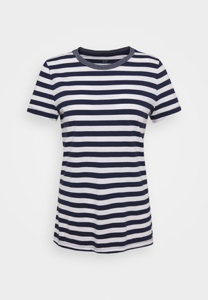VINT - Camiseta estampada - navy
