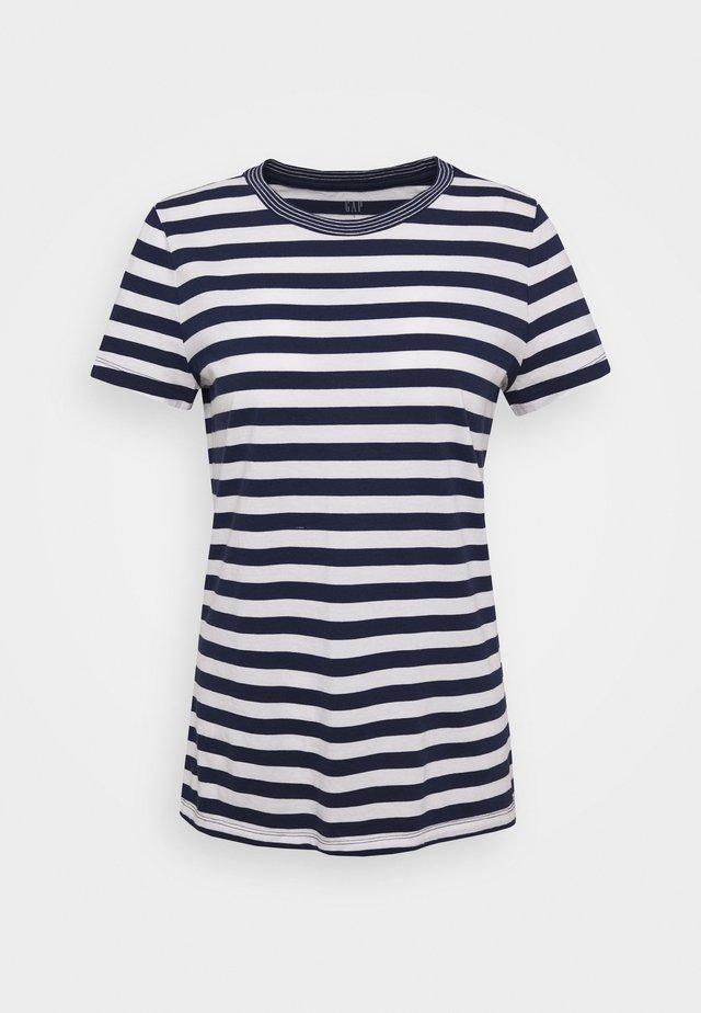 VINT - T-shirt z nadrukiem - navy