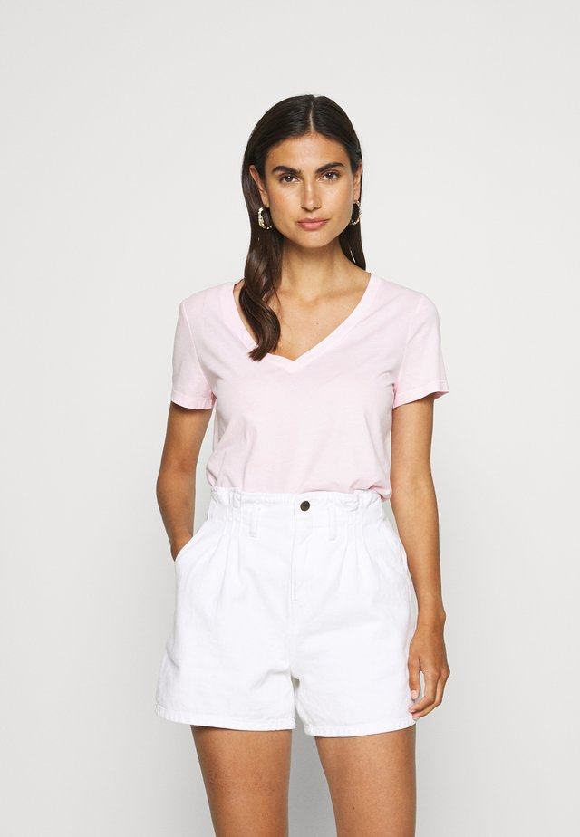 VINT - T-shirt basic - pure pink