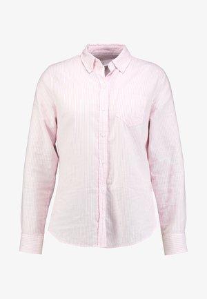 FITTED BOYFRIEND  - Camisa - pink
