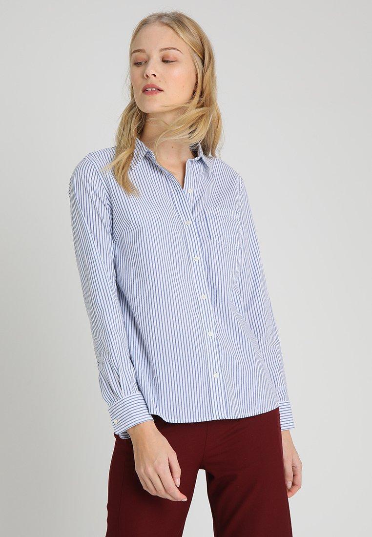 GAP - Skjorte - blue/white