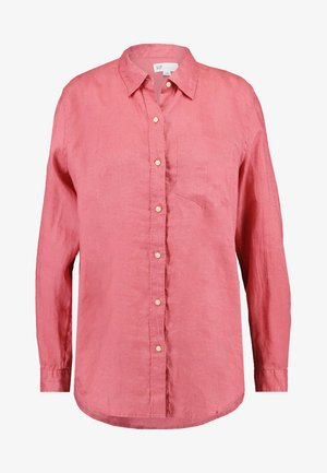 SOLID - Button-down blouse - pink