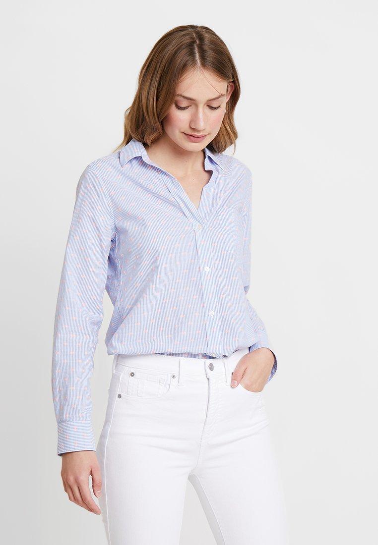 GAP - CLIP - Bluse - blue