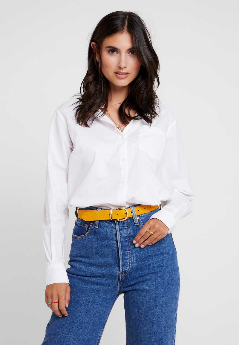 GAP - Hemdbluse - white