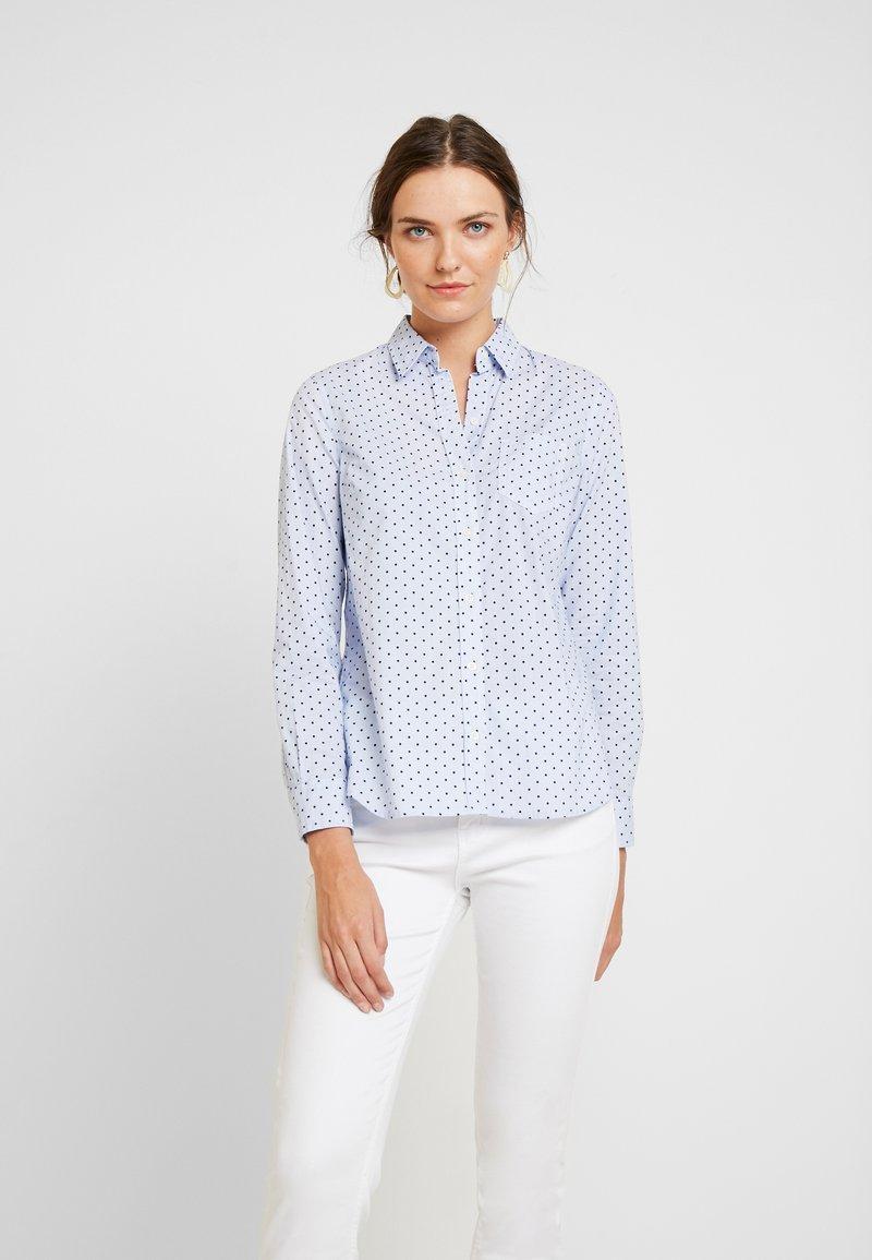 GAP - Button-down blouse - blue